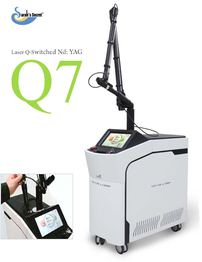 Laser Q-Switched Nd Yag Q7